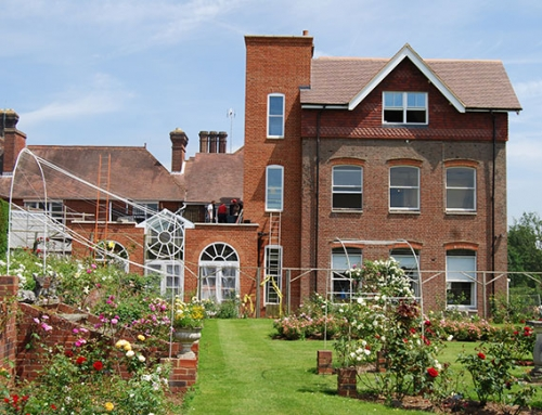 Extension and Alterations to Birtley House Nursing Home – Bramley, Guildford.