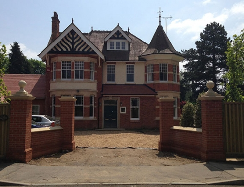 Private Dwelling, Woking, Surrey.