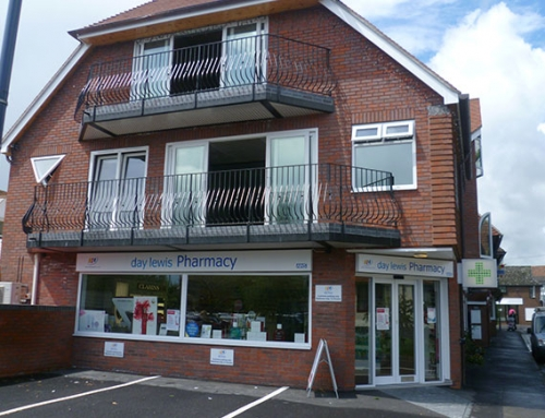 Flats and Retail Units, Petersfield