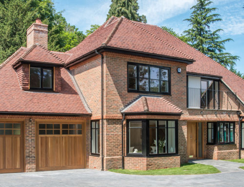 3 New Houses in Guildford, Surrey